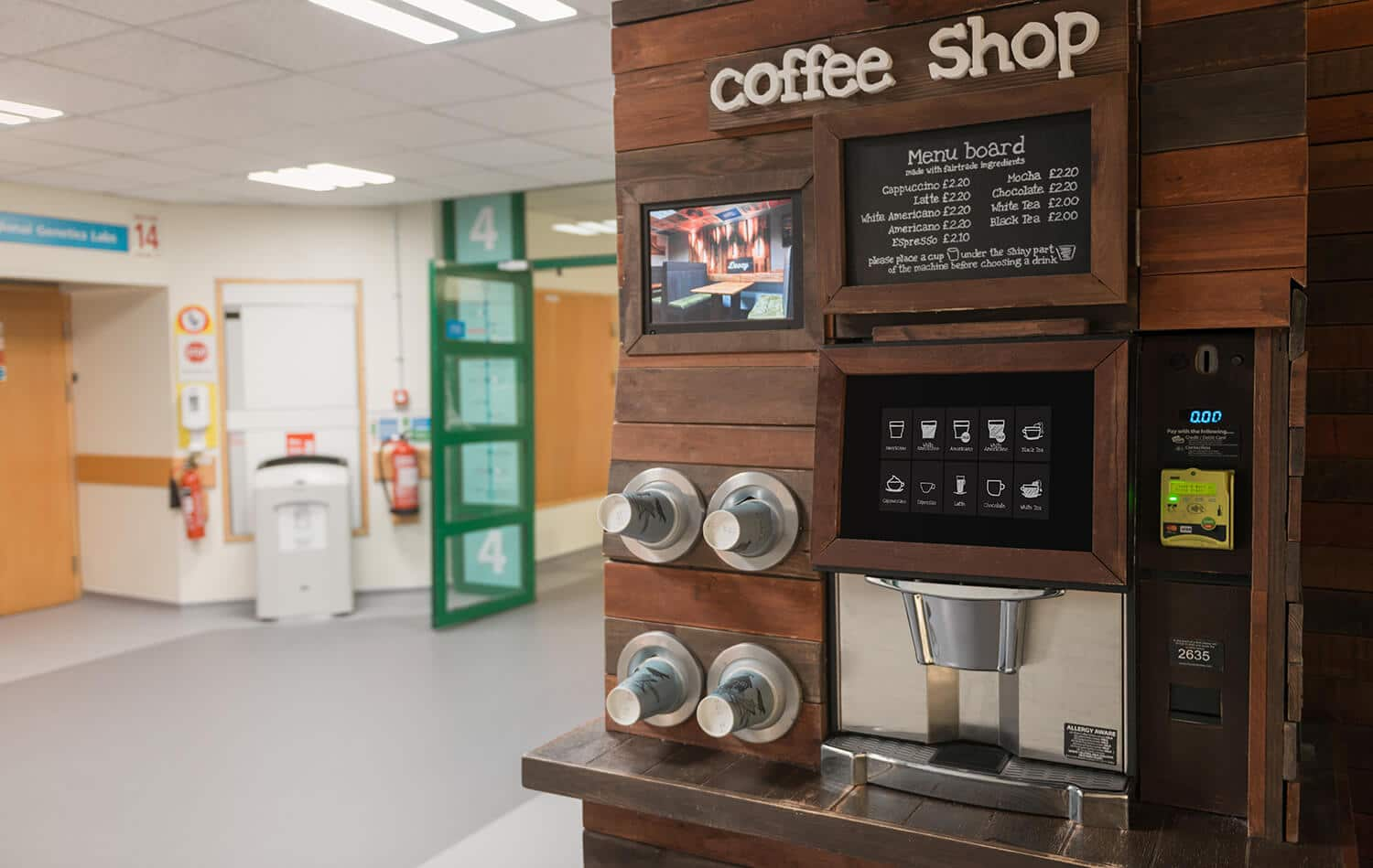 Detailed Analysis On The Coffee Machine Lease